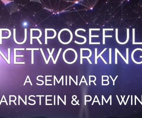 Purposeful Networking, Charleston Chamber of Commerce