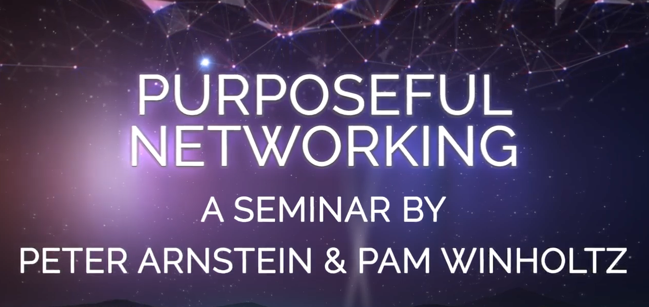 Purposeful Networking, Charleston Chamber of Commerce